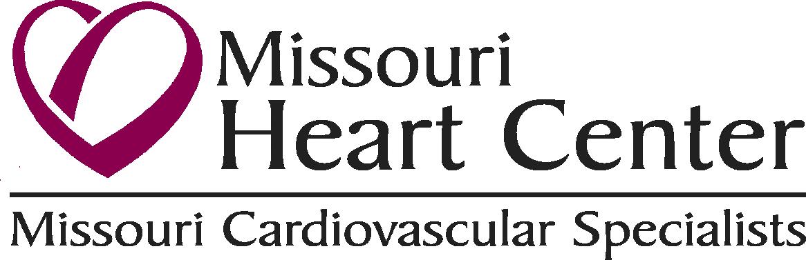 Missouri Heart Center clear logo